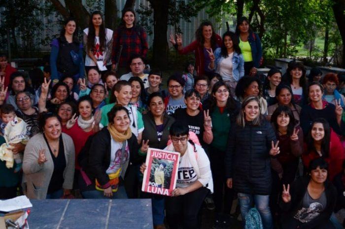 Se realizó el Primer Pre Encuentro de Mujeres y Disidencias en Tigre