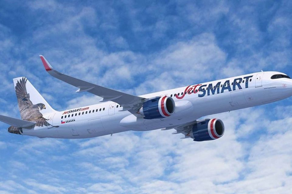 Jet SMART puso a la venta pasajes aéreos desde $1999 durante esta semana