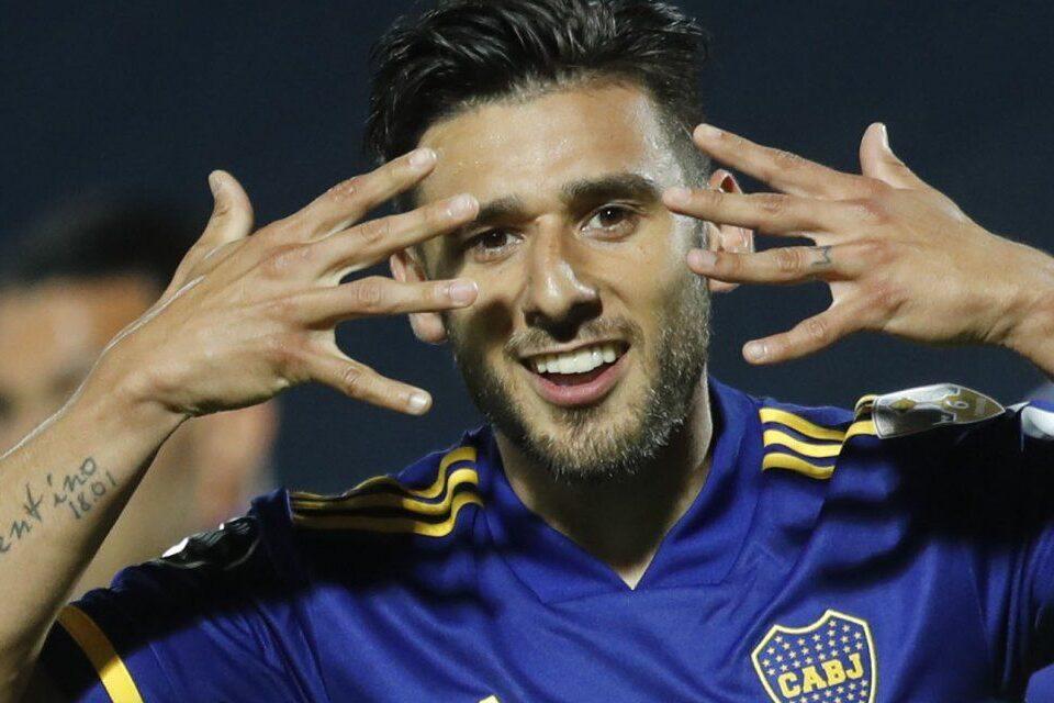 Con dos goles del Toto Salvio, Boca le ganó al Libertad de Ramón Díaz en Paraguay