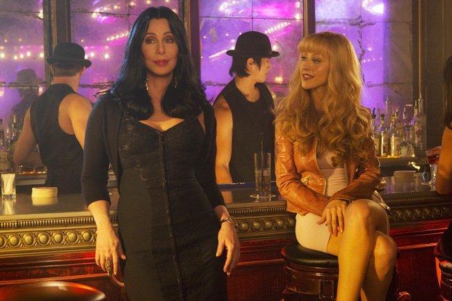 Para ver en casa: Burlesque, Cher y Cristina Aguilera en un verdadero homenaje al teatro de revista