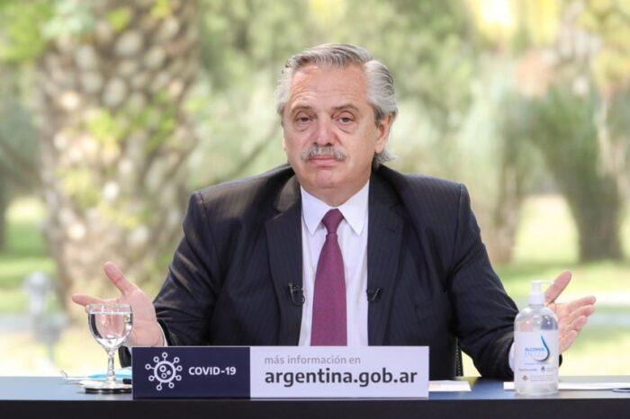 """Alberto Fernández, sobre la creación del Fondo de Fortalecimiento Financiero Fiscal: """"No estamos sembrando discordias sino igualdad"""""""