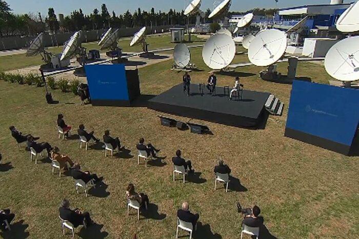 Los detalles del Plan Conectar que incluirán la renovación del Sistema Satelital y el Data Center