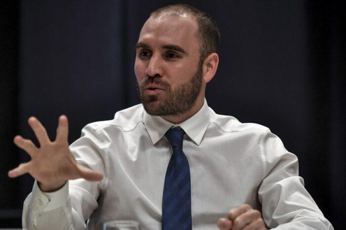 """Guzmán: el primer objetivo de las medidas del Banco Central """"es dejar de perder reservas"""""""