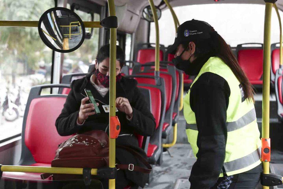 Aumenta la circulación de personas en el transporte público en el AMBA