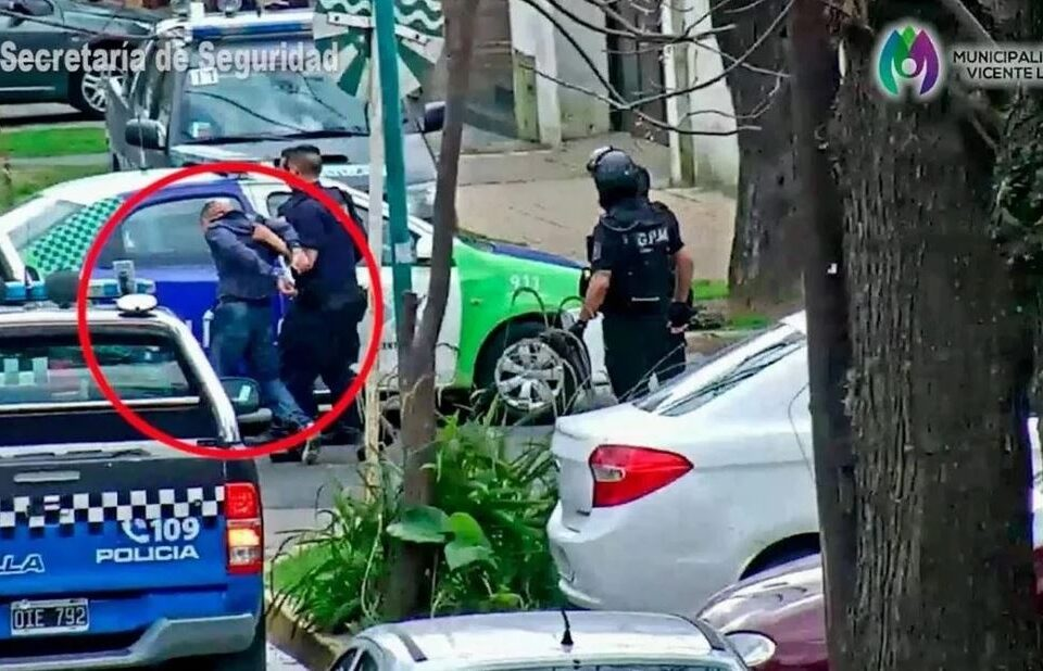 Tras una persecución de película, cae banda colombiana en Vicente López