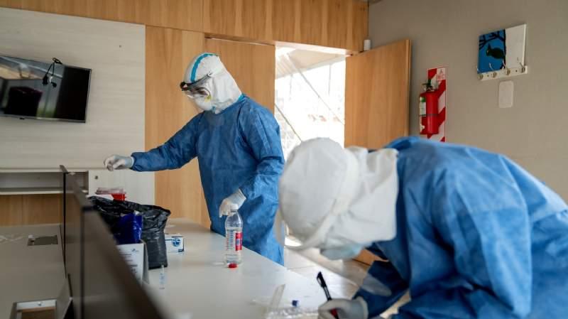 Continúan en Vicente López los operativos para detectar posibles casos de Coronavirus