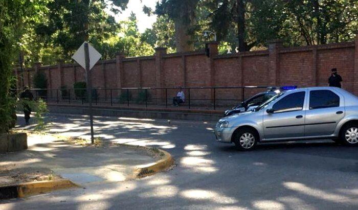 Un hombre se atrincheró junto a la Quinta de Olivos y amenazó con suicidarse