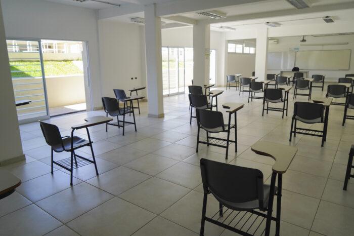 Finalizaron las obras en el Centro Universitario de Vicente López