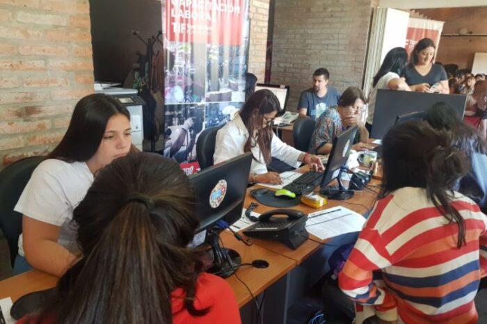 Comienzan en Tigre nuevos talleres virtuales de formación laboral