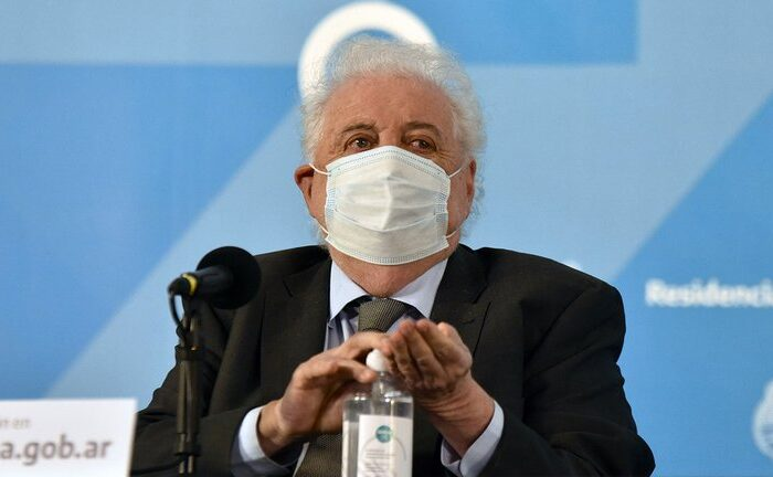 Ginés González García se reunió en secreto con el embajador ruso para ajustar el envío de la vacuna Sputnik V