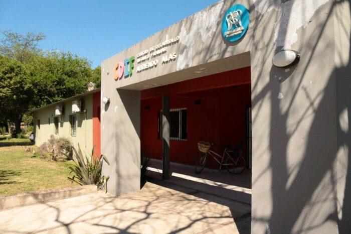 El Intendente de San Miguel visitó uno de los Centros de Primera Infancia