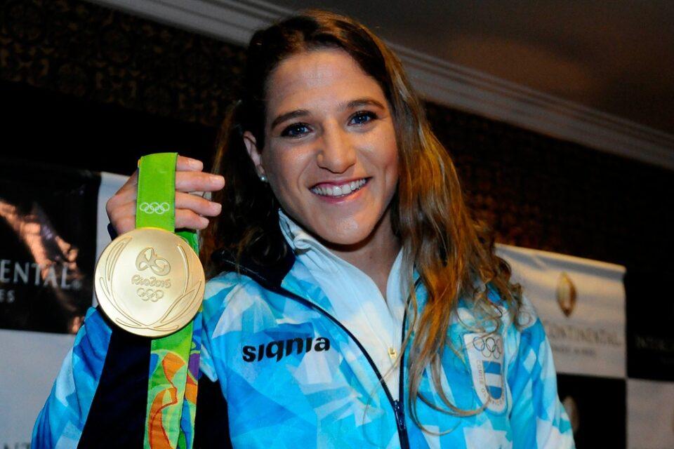 Pareto, doble medallista olímpica, disputará en Qatar, en enero, su primera prueba de 2021