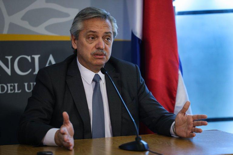 Tras el dialogo con Moderna, Alberto Fernández ratificó que la primera etapa de vacunación sólo se hará con la Sputnik V