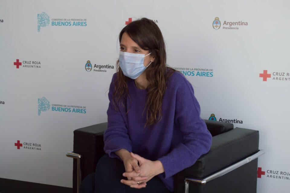 Laura Braiza, concejal de Vicente López y Directora del Parque Sanitario Tecnópolis: la experiencia diferencial en el predio y con los destinatarios