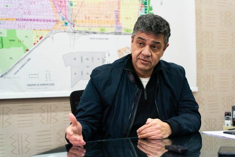 Jorge Macri presentó un amparo para que sigan las clases presenciales en Vicente López