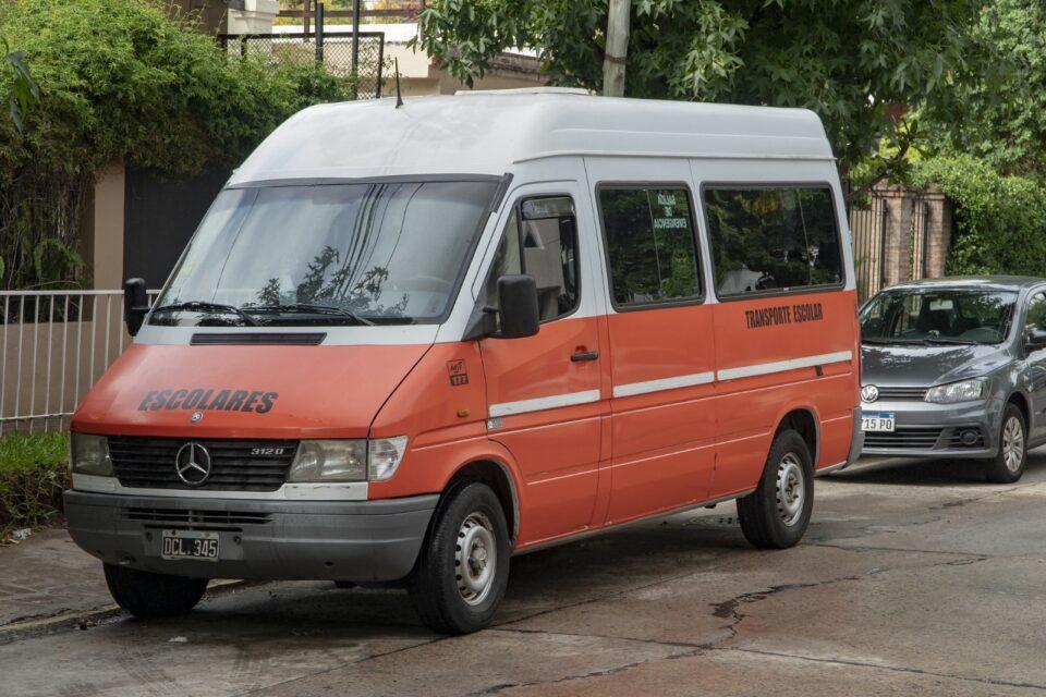 Establecen un protocolo especial en San Isidro para el transporte escolar