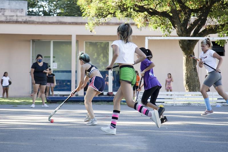 Está abierta la inscripción a las escuelas deportivas de San Isidro