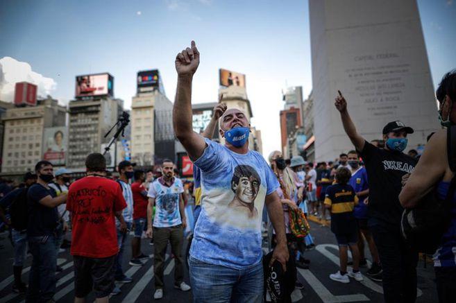 """Convocan a una marcha para pedir justicia por Maradona: """"Sea quien sea, que pague"""""""