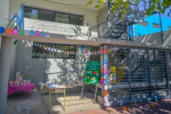 Centros Educativos y jardines maternales de San Fernando celebraron las Pascuas