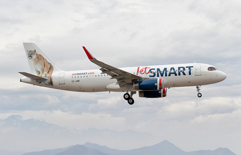 JetSMART superó el millón de personas trasladadas dentro de Argentina desde el 2019