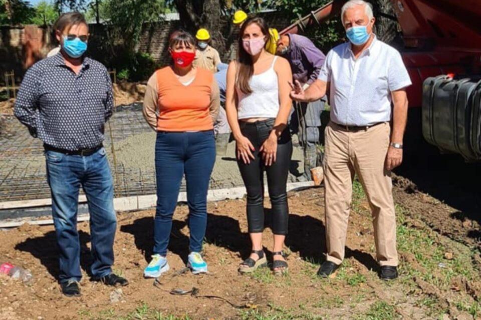 """Comenzaron a construir el Espacio de la Memoria """"Padre Pancho Soares"""" en Tigre"""