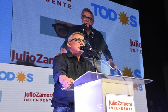 """""""En Tigre ya no hay camas de terapia"""" según Julio Zamora"""