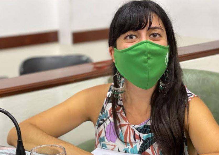 Lucía Claramunt, concejal de San Isidro, adelantó que se trabaja en un Programa de Gestión Menstrual que garantice insumos a todas las mujeres