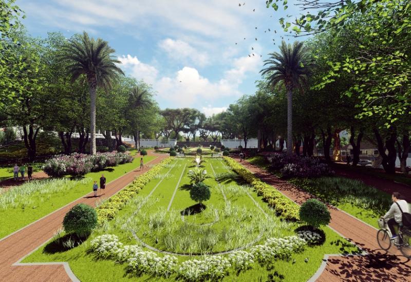 Reconstruirán la Plaza Mitre en el Casco Histórico de San Isidro