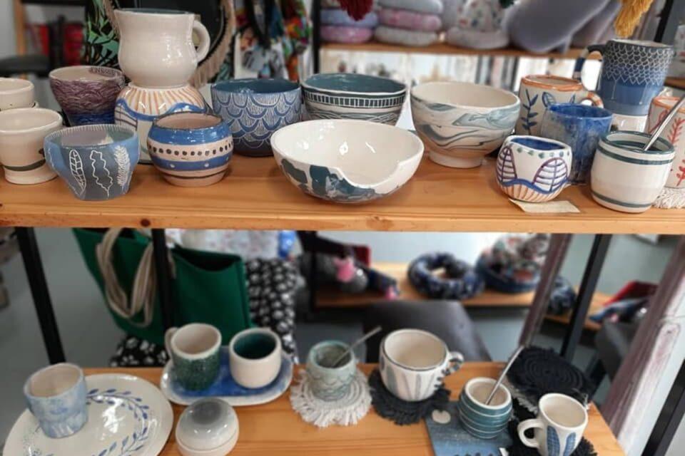 """Conocé los productos artesanales hechos por emprendedores locales en el programa """"Origen Tigre"""""""