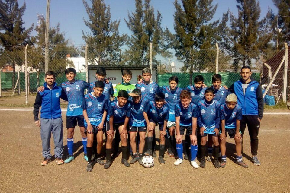 Juegos Bonaerenses: El Fútbol 11 masculino inició su Regional en Derqui