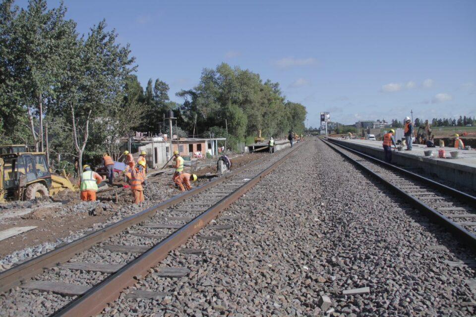 En tierras recuperadas al narcotráfico, Trenes Argentinos construirá una nueva estación del Belgrano Norte