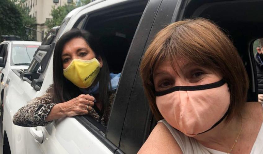 Bullrich retoma la campaña con una visita a Córdoba para apoyar a Juez, De Loredo y Rodríguez Machado
