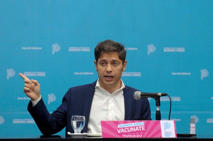 Vacunación libre de segunda dosis para mayores de 60 años en la Provincia de Buenos Aires