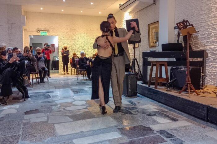 La Casa del Tango de San Fernando reabrió sus puertas con protocolos luego de la pandemia