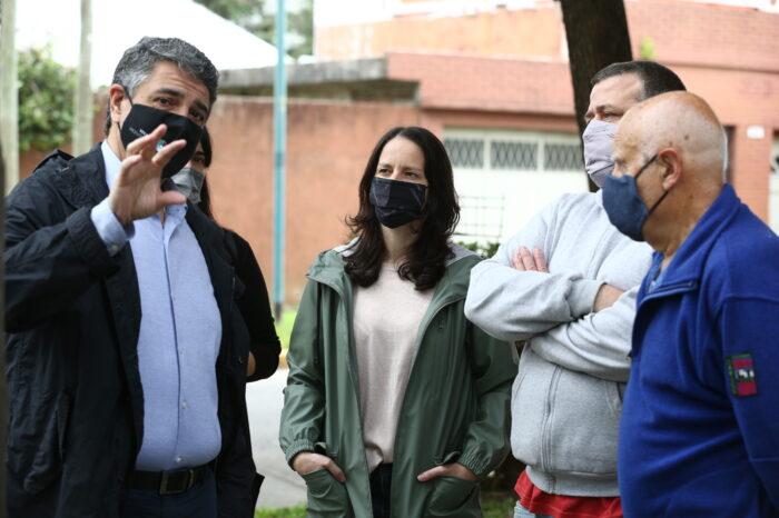 Con más de 2 mil cámaras Vicente López refuerza la seguridad