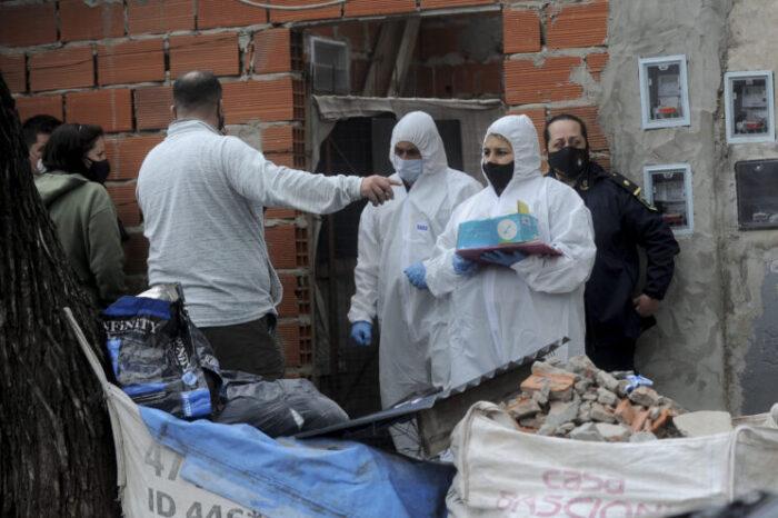Hallan asesinada a una joven en una zanja de El Talar y detienen como presunto femicida a su pareja