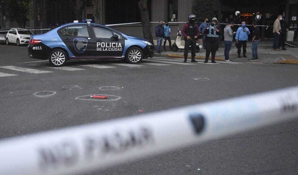 Murió el hombre que mató a puñaladas a un policía federal en pleno barrio de Palermo