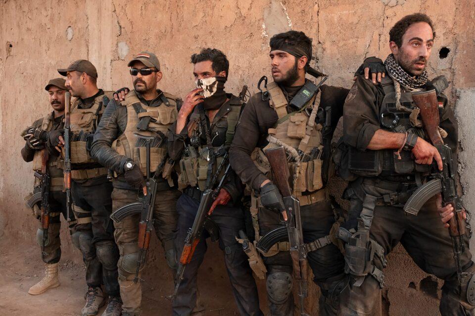 Recomendados: Mosul, una película de guerra que sorprende de principio a fin