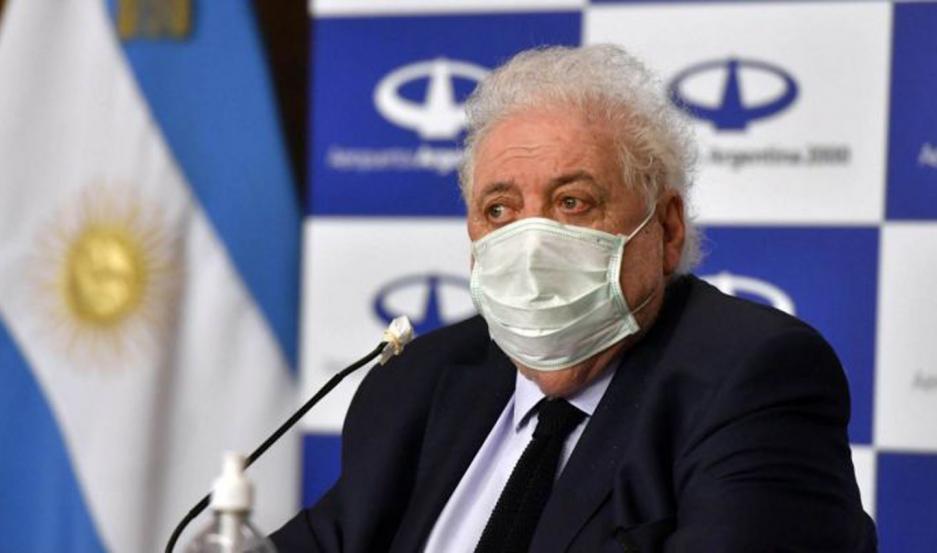 Detectaron en la Argentina dos variantes de Coronavirus procedentes de Brasil