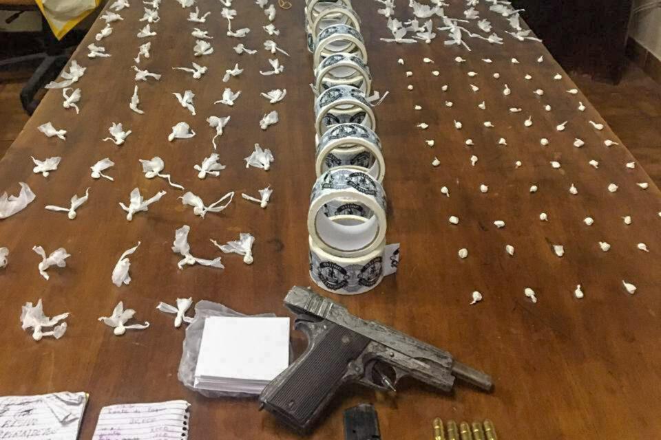 Policía y Protección Ciudadana de San Fernando desbarataron una banda de vendedores de cocaína