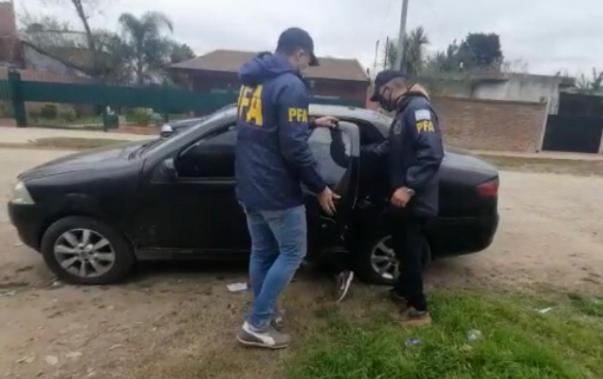 La Policía Federal Argentina detuvo a un hombre acusado de abuso sexual gravemente  ultrajante a sus nietos.