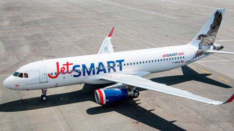 JetSMART reactivó la ruta que une de forma directa Neuquén y Salta