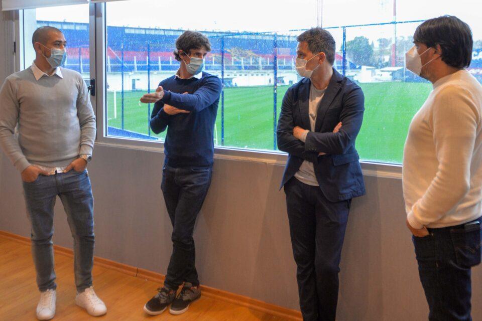 San Fernando y el Club Atlético Tigre firmaron un convenio de colaboración recíproca
