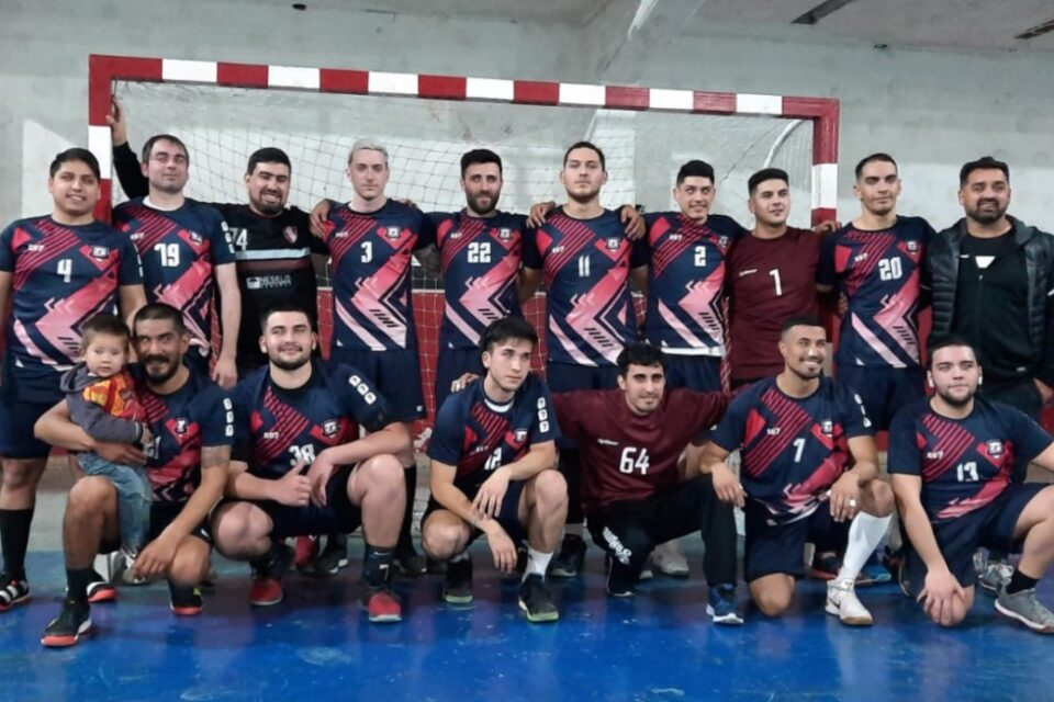 Handball - Femebal: Muni Pilar festejó en Vicente López