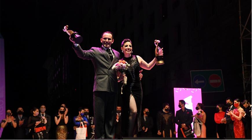 El Festival de Tango de BA consagró a sus dos parejas ganadoras, una de ellas de San Fernando