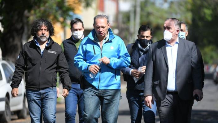 Horror en Caseros: la Policía mató al secuestrador y encontraron muerto al rehén